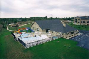 Exterior of Meadow Ridge Resort