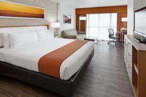 Guest Room at Holiday Inn San Antonio Riverwalk