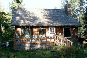 Pine Lodge at Kramer Pond Lodge.