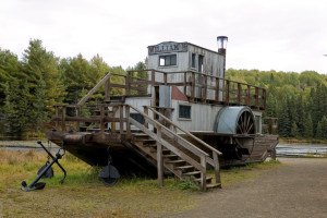 Algonquin Logging Museum near Killarney Lodge in Alqonquin Park.