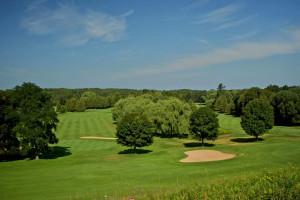 The Belvedere Golf Club near Charlevoix Inn.