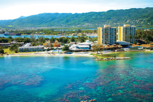 Exterior view of Sunscape Splash Montego Bay.