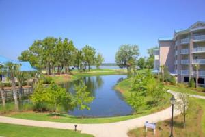 Resort View at Bluewater Resort