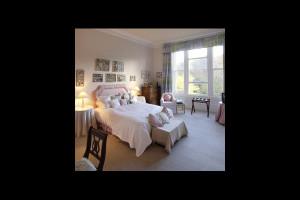 Guest room at 12 Belford Terrace.
