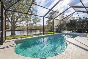 Swimming Pool at Advantage Vacation Homes