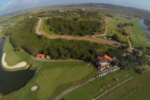Aerial view of Búzios Golf Club & Resort.