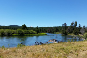Scenic views at Discover Sunriver Vacation Rentals.
