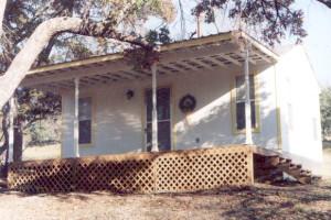 Exterior view of A Getaway Ranch.