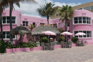 Exterior view of Walkabout Beach Resort.