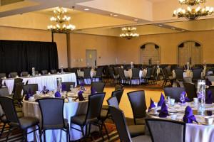 Event dining at The Lodge at Santa Fe.