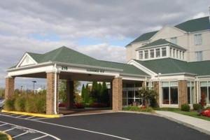 Main Entrance at Hilton Garden Inn Knoxville