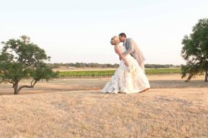 Wedding at The Vineyard at Florence.