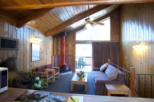 Chalet Accommodations at The Pines Resort