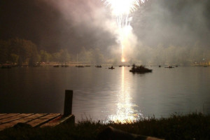 4th of July at The Pines Inn of Lake Placid.
