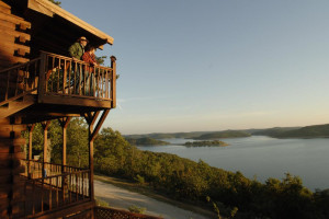 Cabin With View at Sugar Ridge Resort
