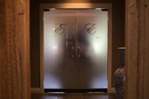 Spa entrance at Emerson Resort & Spa.