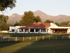 Exterior view of Tubac Golf Resort and Spa.