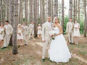 Wedding at Sojourn Lakeside Resort.