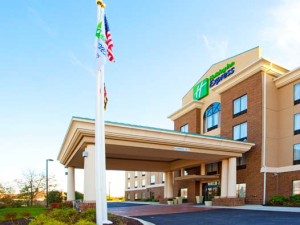 Exterior of Holiday Inn Express Columbia East