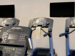 Treadmills at Bushkill Inn