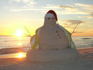 Holidays on the beach at Silver Shells Beach Resort & Spa.