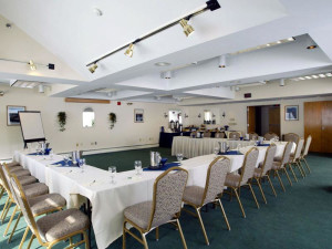 Meeting room at The Mountain Club.
