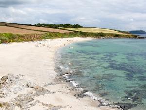 Natural Retreats Trewhiddle: the beautiful Cornwall coast.