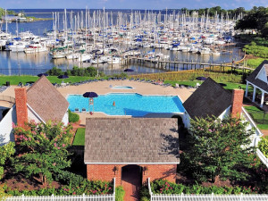 Resort View at Herrington Harbour