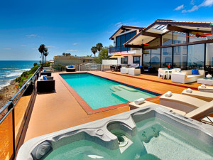 Rental pool at Seabreeze Vacation Rentals, LLC-Orange County.
