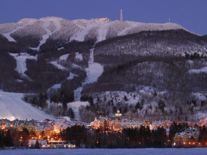 Mont Tremblant city at Tremblant VIP Lodging.