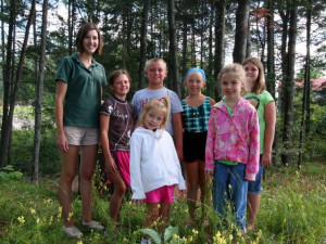 Kids's activities at Wild Eagle Lodge.