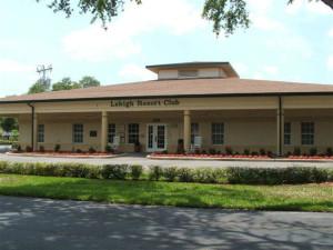 Exterior view of Lehigh Resort Club.