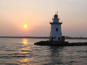 Lighthouse at Saybrook Point Inn & Spa.