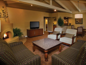 Fireplace Suite at Pointe Hilton Tapatio Cliffs Resort