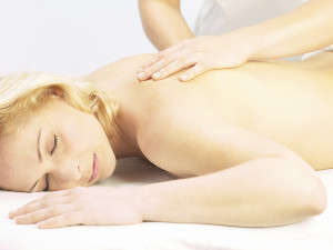 Spa massage at Moondance Ridge Bed & Breakfast.