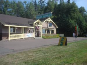 Cascade Restaurant at Cascade Lodge.