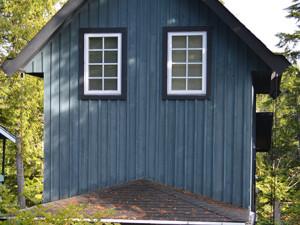 Exterior Sutton Cottage