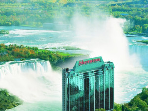 Welcome to the Sheraton on the Falls Hotel