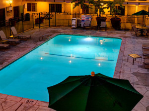Outdoor Swimming Pool at Best Western Plus Sutter House
