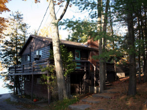 Cabin at The Irwin Inn