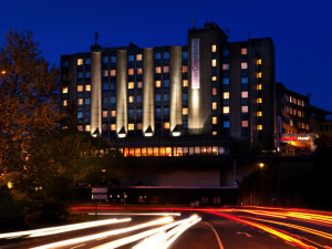 Exterior view of Inter City Hotel Wuppertal.