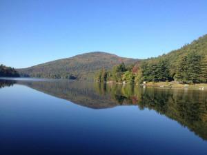 Lake view at A Life Made Simple.