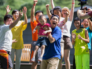 Outdoor Group Activities at Woodloch Resort