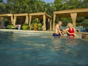 Outdoor Pool at Lake Austin Spa Resort