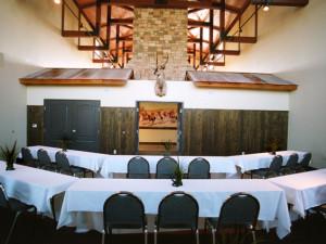 Meetings at The Inn at Circle T.
