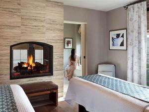 Spa room at Salamander Resort & Spa.