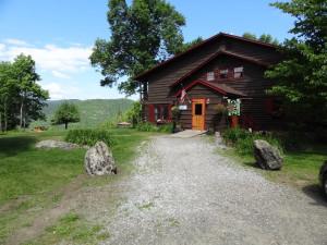 Cabin at Garnet Hill Lodge