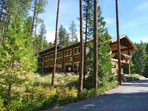 Exterior view of Glacier Guides/Montana Raft Company.