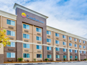 Exterior view of Comfort Inn Chula Vista San Diego South.