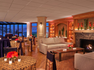 Reception at The Westin Snowmass Resort.